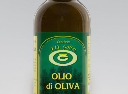 olio gocce gentili