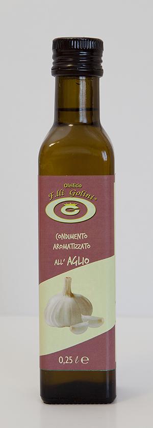 aromatizzato aglio 250