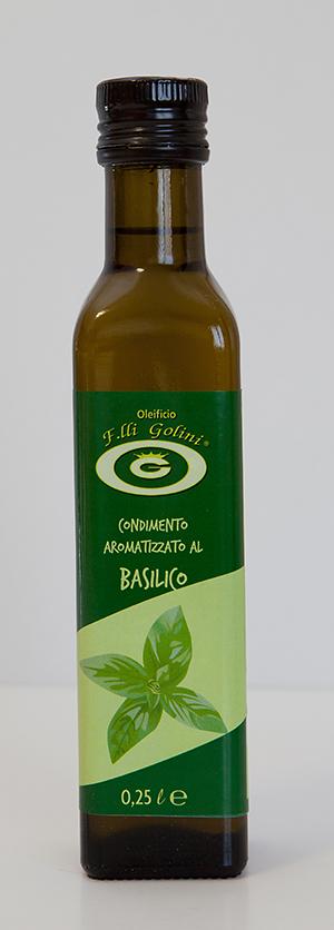 aromatizzato al basilico 250