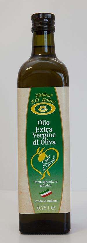 cuor oliva 750